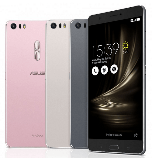 Backup and restore Asus ZenFone 3