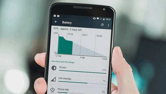android battery manager