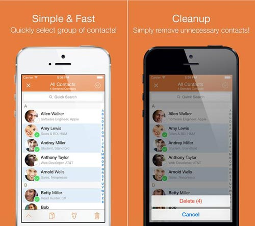 cleaner pro iphone app