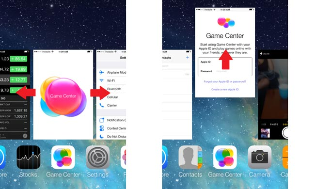 Close iOS 7 Apps