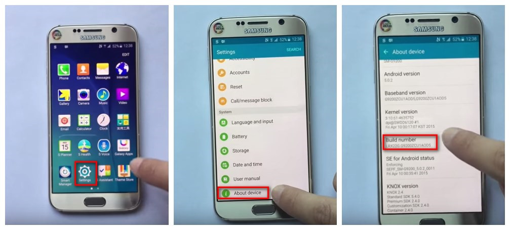 samsung s6 download mode drivers