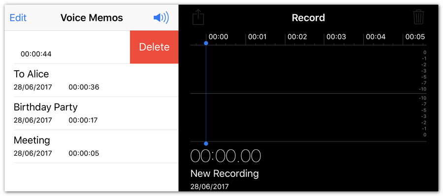 How to Recover Deleted Voice Memos to iPhone