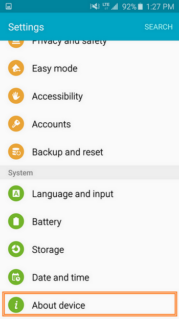 How to enable Developer Options and USB debugging on Samsung Galaxy