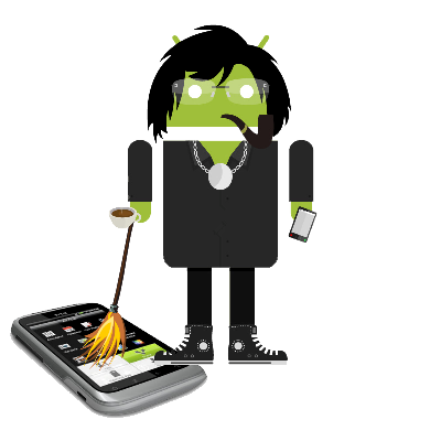 Clean your Android 'junk' and cache files