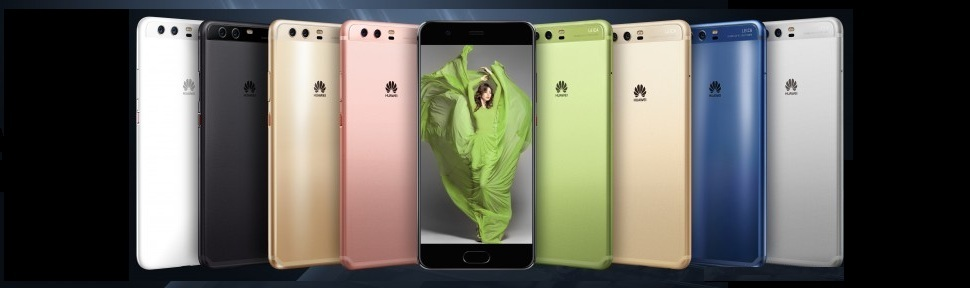 huawei p10 all color
