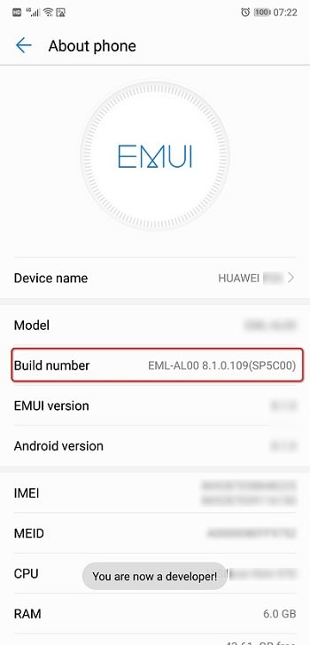 How to Enable USB Debugging Mode on Huawei P30/P30 Pro - Syncios