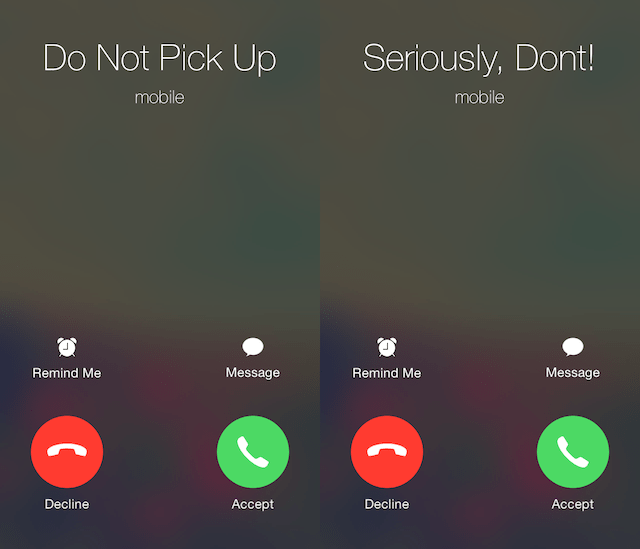 What To If S Does Not Ring The Incoming Calls