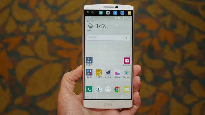 How to Backup and Restore LG V10