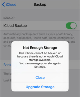 5 Ways to Free Up iCloud Storage