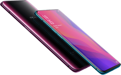 backup OPPO Find X photos