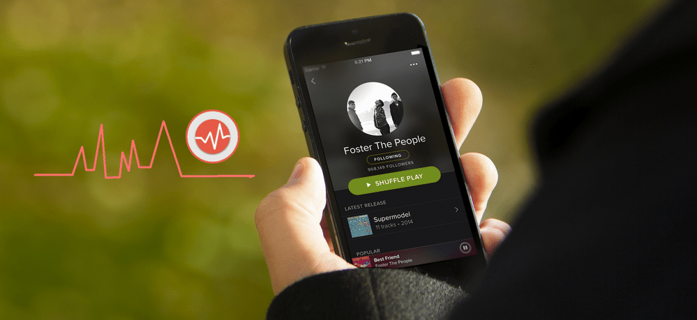 spotify music recorder