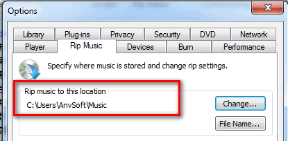 cd music to windows