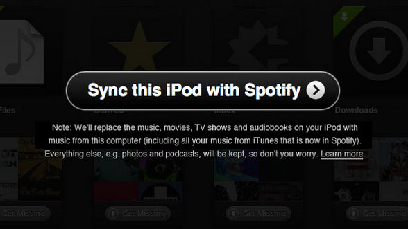 How to Sync or Transfer Spotify Music to iPod