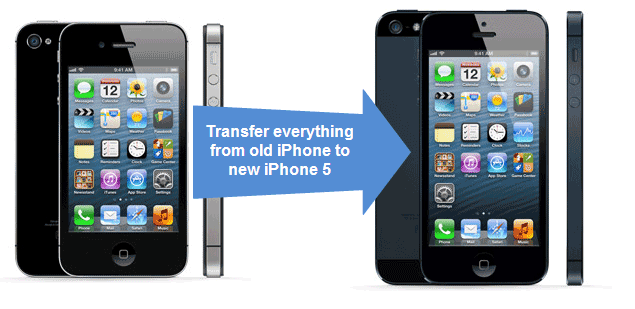 how to transfer from old iphone to new iphone iphone how to transfer data from your iphone to your 21420
