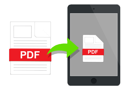 How to Transfer PDF Files to iPad/iPhone