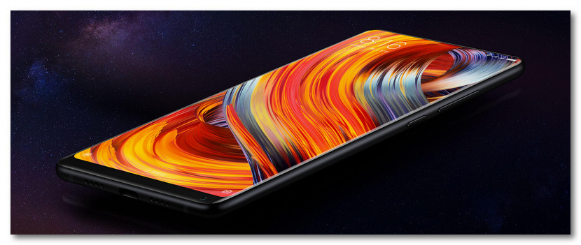 import photos to Xiaomi Mi Mix 2