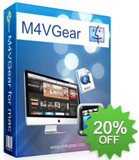 M4VGear for Mac Special Offer