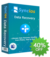 iPhone Data Recovery for Mac Special Offer