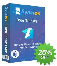 Phone Data Transfer for Mac Special Offer