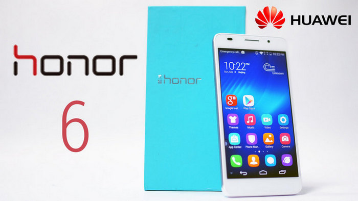 HUAWEI Honor 6 Transfer