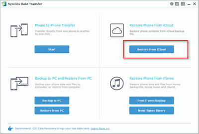 How To Recover Itunesicloud Backup To Xiaomi Android Phone