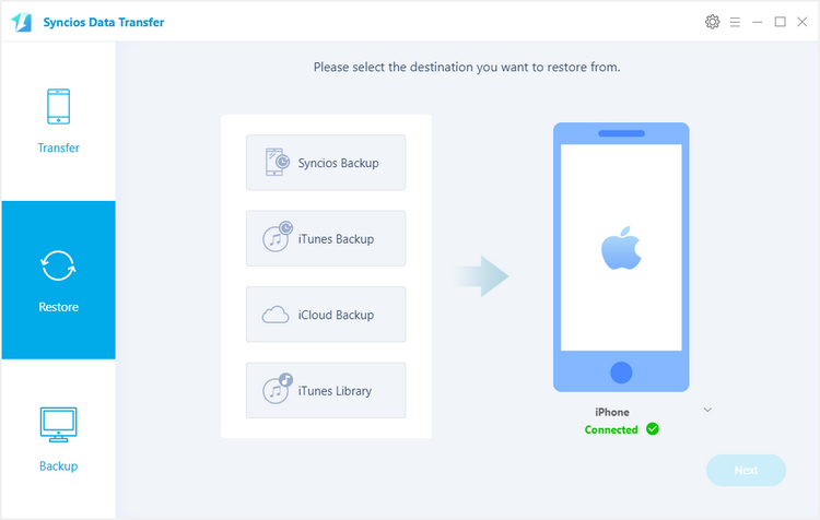 How to Access and Extract iPhone Backup File to Computer