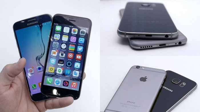 Transfer Samsung Galaxy to iPhone 6, How to Transfer Contacts from