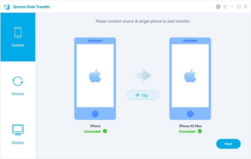 iphone data transfer tool
