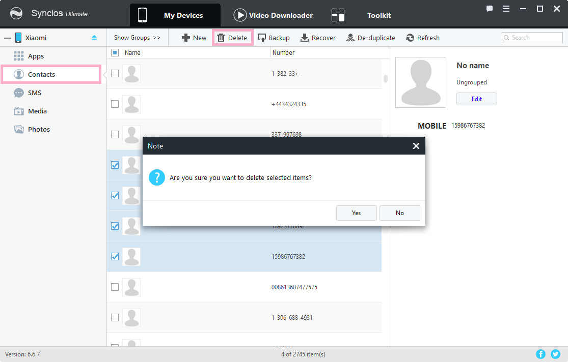 Guide On How To Manage Edit Android Contacts From Pc