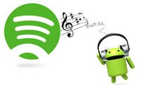 Download Spotify music to Android