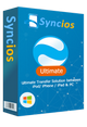 Product box of syncios pro