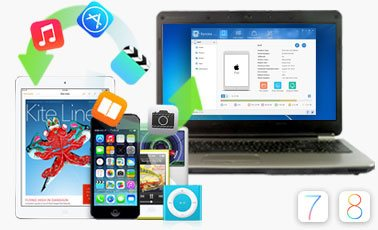 Free iPad Transfer - Transfer files between iPad and PC